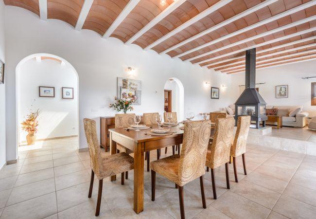 Villa en Sant Joan de Labritja / San Juan - VILLA LUNA