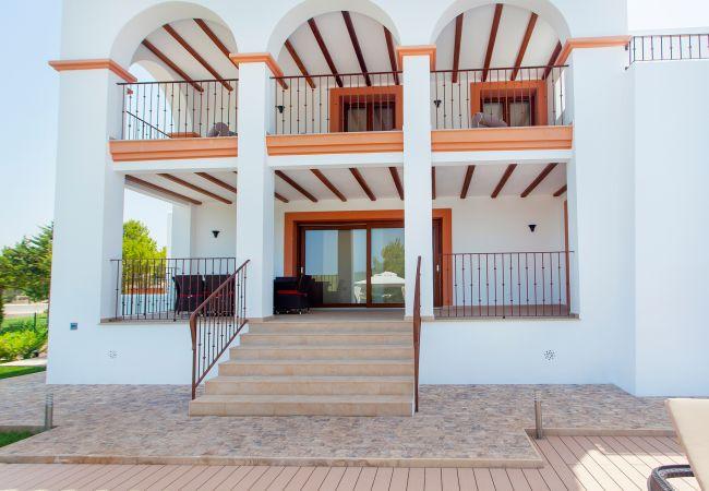 Villa en San Rafael de Sa Creu/ Sant Rafael de Sa Creu - VILLA BENIMUSA