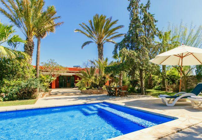 Casa rural en Sant Josep de Sa Talaia / San Jose - VILLA CRHISTIANNE
