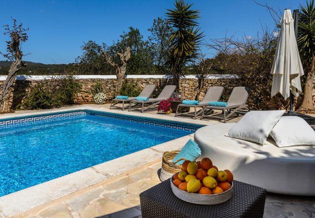 Villa en Ibiza - VILLA CAN FITA