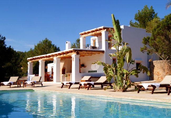 Villa à Sant Josep de Sa Talaia / San Jose - VILLA JULB