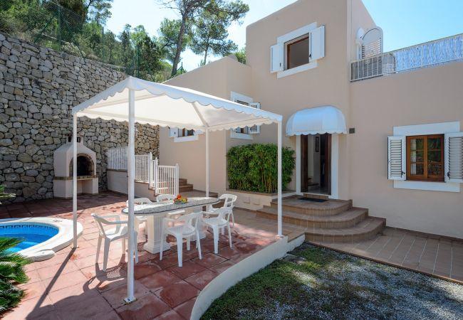 Villa à Sant Joan de Labritja - VILLA SA DESCUBERTA