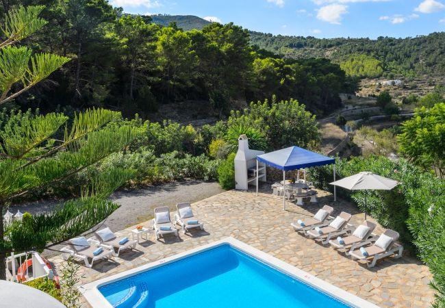 Villa à Sant Joan de Labritja - VILLA SA BASSA BLANCA