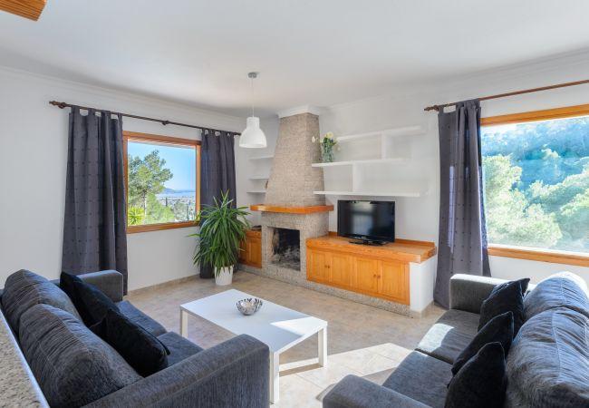 Villa à Ibiza - CAN DAMIA
