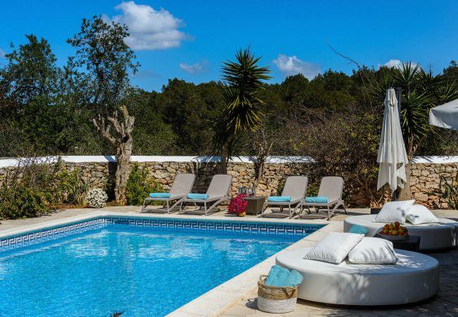 Villa à Ibiza - VILLA CAN FITA