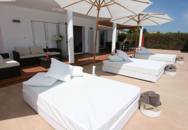 Villa in Sant Josep de Sa Talaia - CAN VOGUE (Sa Carroca - Playa den Bossa)