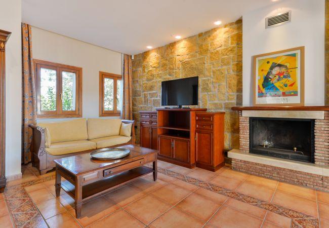 Villa in Sant Jordi de Ses Salines - VILLA MERCEDES (Disinfected with Ozone before ente