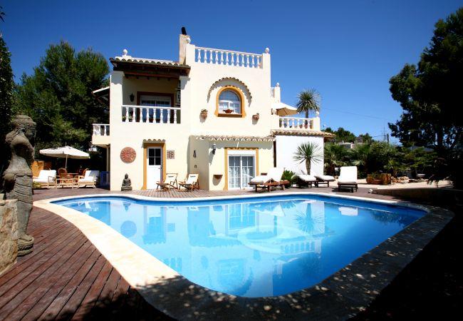 Villa in Santa Eulalia del Río - CASA ALBA
