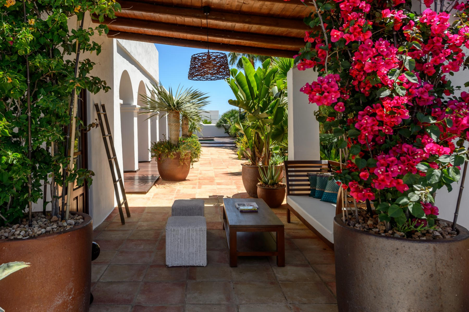 Villas in Ibiza VILLA THAI