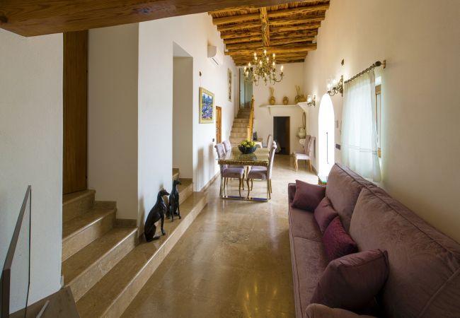 Villa in San Mateo/ Sant Mateu d´Albarca - CAN PEP SAN MATEO