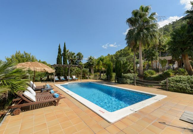 Villa in Sant Joan de Labritja - VILLA ES BALADRES (Disinfected with Ozone before e