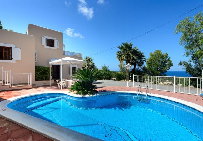 Villa in Sant Joan de Labritja / San Juan - VILLA SA DESCUBERTA (Disinfected with Ozone before