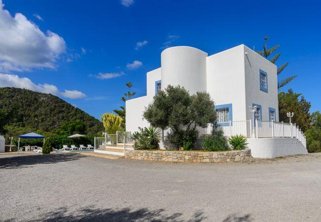 Villa in Sant Joan de Labritja - VILLA SA BASSA BLANCA