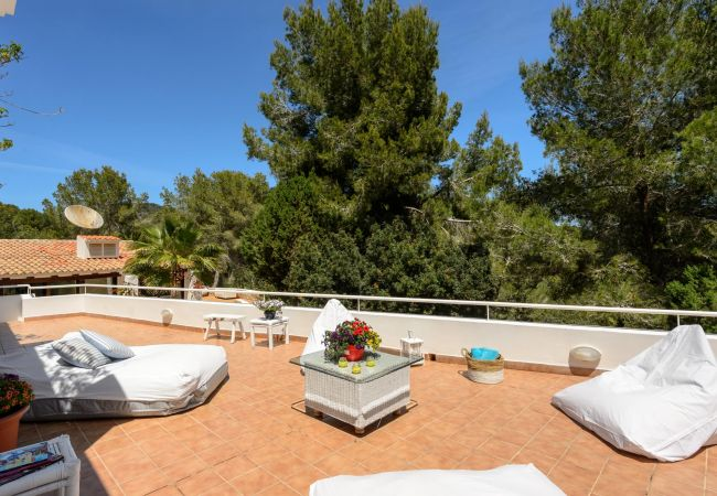 Villa/Dettached house in Sant Josep de Sa Talaia / San Jose - CAN ARJAN